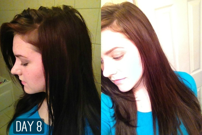 3 Month Update on The Ultimate Water Only Hair Washing Routine - No Poo - Day 8