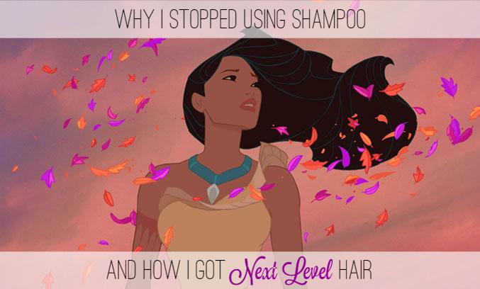 Why I Stopped Using Shampoo